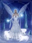 Snow Fairy by Deligaris