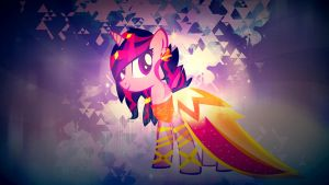 Wallpaper Behold Twilight Sparkle 2 by Barrfind