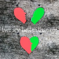 Two Are Better by froztlegend