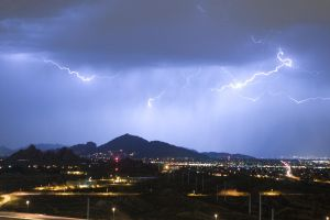 Lights Over Scottsdale by apetc