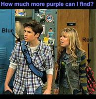 Seddie Purple Findings by popgirlnina23