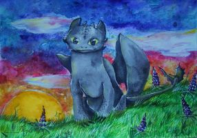 toothless by Bledhgarm