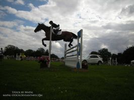 British Show Jumping 96 by mapal-stock