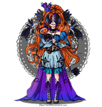 Queen of Lace by Elysa-San