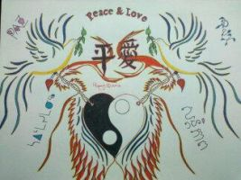 Peace and Love by Remy1983