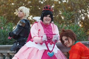 Wreck-It Ralph - You're my hero by CherryMemories