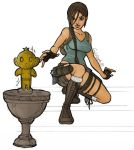Tomb raider Golden Idol by cameron-18