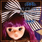 Clara OOAK doll #2 by Yvely