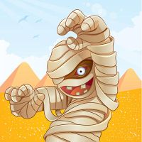 Mr Mummy by H4nK0600