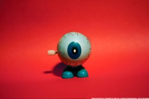 Eyeball by Brieana
