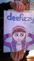 Damon Fizzy by thed3vilssmile