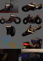 Future Bike by lesswanted