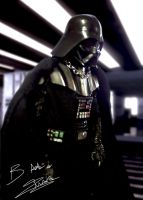 Lord Vader by AxzlRose