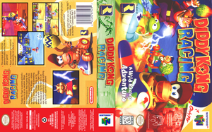 Diddy Kong Racing -  UGC Cover by vladictivo