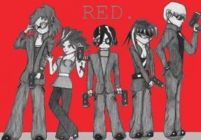 RED SHIFT Team by Renegades0fFunk