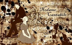 Nodame Cantabile WP 2 by Hallucination-Walker