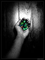 Marbles by insidesignz