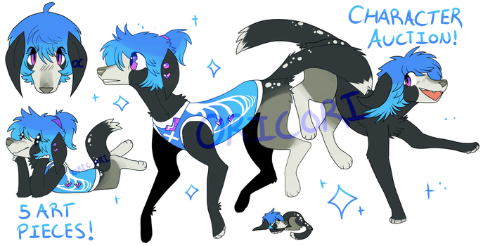 Character Bundle Auction! CLOSED by Oricori