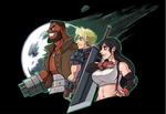 FF7: Let's Mosey by Dansome0203