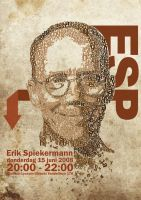 Erik Spiekermann by thierry-eamon