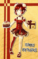 CE:Cinnamon - Happy Birthday! by miSsSasoRi