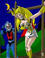 She-Ra's Date With The Executioner by GrouchoM
