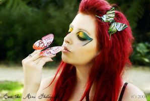 Butterfly kisses by LiLAlternativeGirl