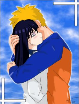 NaruHina 2 :Welcome Back: by F0RG0TTEN