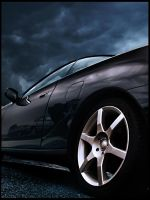 Midnight Car by Shadow-wolven