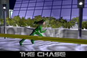 The Chase by TourqeGlare