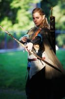 Legolas - Lord of the Rings by NanniWalkerCosplay