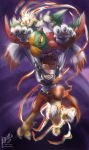 Pokemon and Digimon - let's fight together by Edo--sama