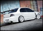 Mitsubishi Lancer Evolution-BC by Battle-Cry-TR