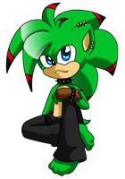 SC: Spike by CharCharCommish