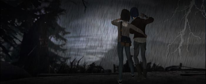 Life is Strange - Max and Chloe by tomasdziak