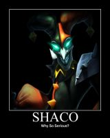 Shaco by Warlord-chris