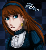 Alice - My Design by Bexeh-Chan