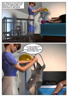 Slave Amber - The Steel Suit - Page 9 by cosPharaoh