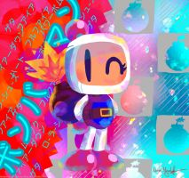 Bomberman: I did it! by MissNeens