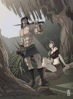 More Conan by AlexBlueyed