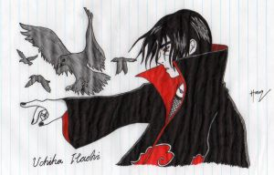 Itachi by HaRRyLL