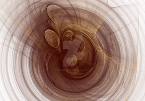 Golden Fractal Png by CelticStrm-Stock by CelticStrm-Stock