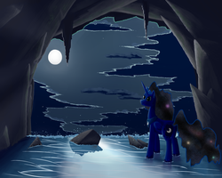 Silent place by zeloleluc