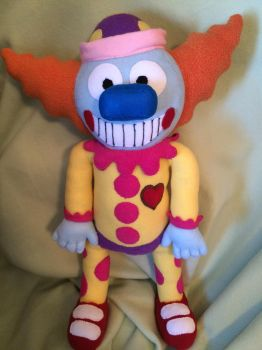 Rugrats: The Mysterious Mr. Friend plush by therandomonion