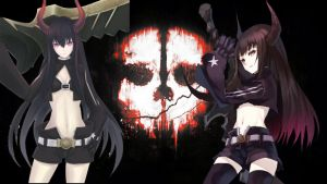 Black Gold Saw: Ghost by Noir-Black-Shooter