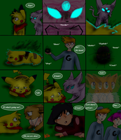 Trouble in the midst 64 by Skyrocker4cats