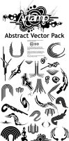 Free Abstract Vector Pack by artamp