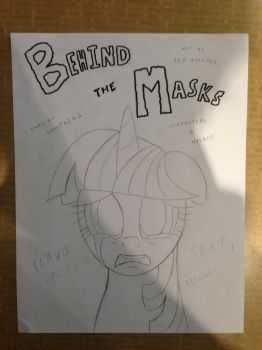 (WIP) Behind the Masks by RedApropos