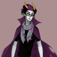 Eridan Ampora by TheLanguidClown