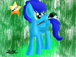 Star Paint (Max Fuentes OC) by GABY54232